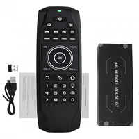 L8STAR G7 2.4GHz Smart Air Mouse English Russian Keyboard Remote With Battery Wireless Mini Universal Control for TV BOX H96 G30