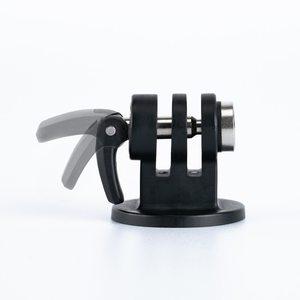 Image 4 - PGYTECH for DJI Osmo Action Camera Universal Mount to 1/4 GoPro 4567 converter head OSMO POCKET   selfie stick connector