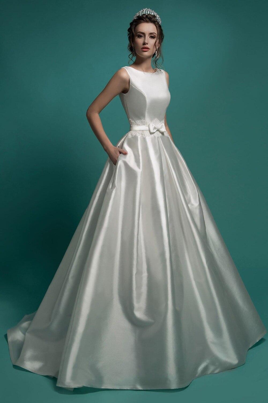 Платья свадебные императрица