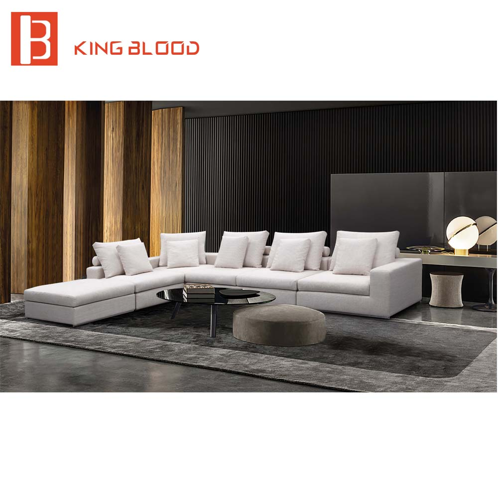 Dubai New Living Room L Shaped Corner Sofa Set Couch Designs