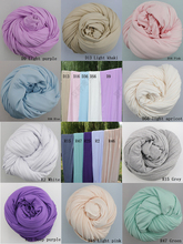 150*50cm  Knit Stretch Wraps Newborn Baby Photography Backdrops Background Newborn Blanket Props Photography fabric