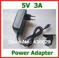 5 v 3a micro usb carregador para tablet pc google nexus 7 nexus10 U65GT V891W X98 Air 3G X98 pro Adaptador De Energia Reais de Abastecimento 3A