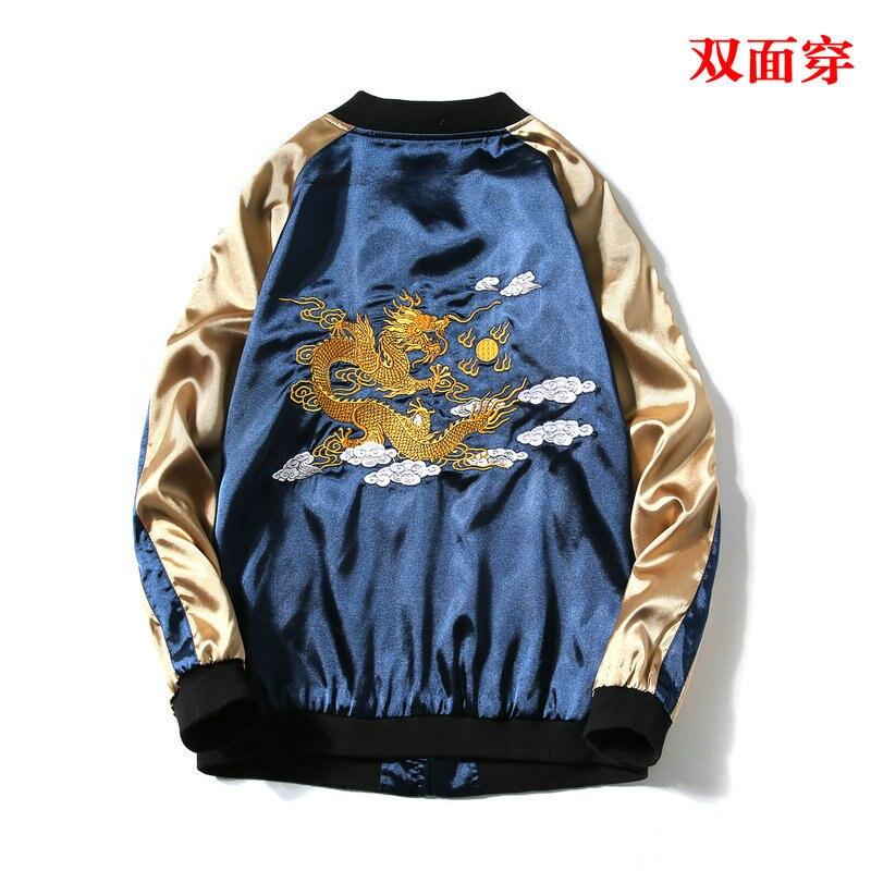 2018 Хлопок Срок годности casaco masculino нового фонда Осень наряд Дизайн Для мужчин куртка японский Древняя китайская ветровка