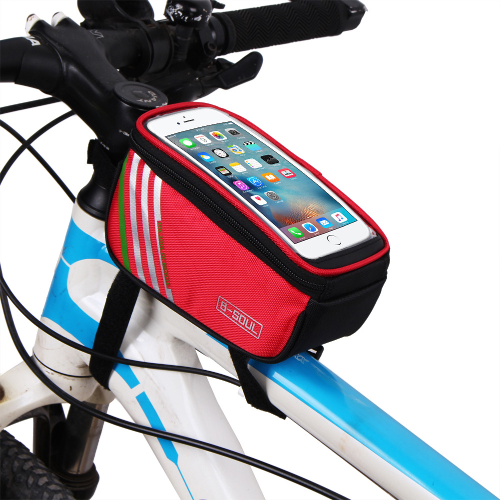 Baganta për biçikleta Ciklizëm Ekran me prekje të - Çiklizmit - Foto 3