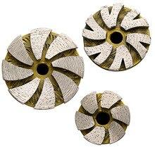 Алмазная шлифовальная головка камень цветочный горшок булыжник очистка плоская точилка Камень инструмент шлифовальный круг