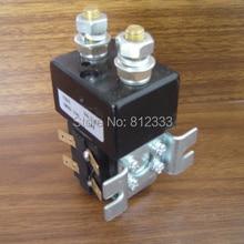 SW80 36 В dc контактор ZJW100A Олбрайт SW80-8 36 В контактор Тип Гольф forklft тележка контактор
