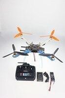 F08191 A DIY Drone Upgraded Full Kit S500 PCB Frame 1045 3 Propeller 4axle Multirotor RC