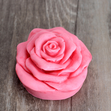 Nicole H0191 Silicone Soap Mold Rose Flower Shapes Craft Handmade Making Mould