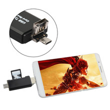 All in 1 USB 2.0 Multi Memory Card Reader Adapter Connector For Micro SD MMC SDHC TF M2 Memory Stick MS Duo RS-MMC Retail Packag