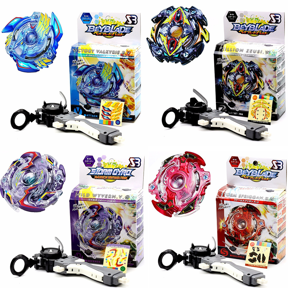 5 Stye Arena Metal Top Beyblade burst Toupie Fusion 4D Masters Launcher For Children Christmas bayblade Fidget spinner Toy цена