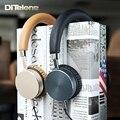 Rock muma fones de ouvido estéreo fone de ouvido música baixo plugue de 3.5mm com microfone para celular pc dourado/preto