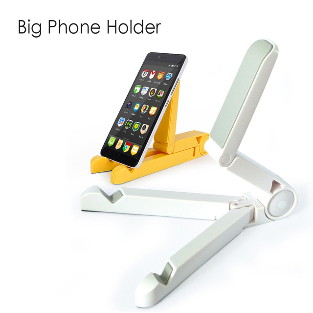 Fold-able Desktop Tablet Adjustable Stand