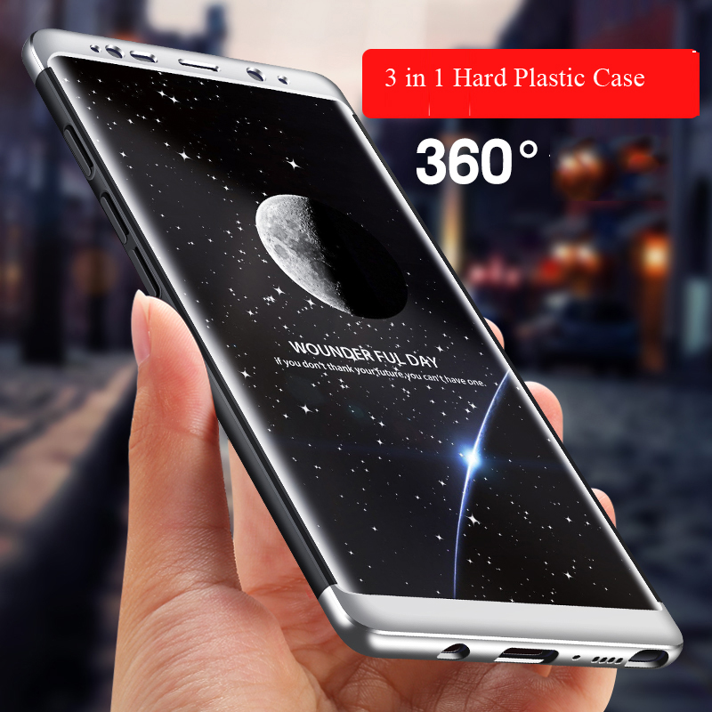 DATTAP Phone Case For Galaxy Note 8 Case 360 Full Protective Shell Hard PC Armor Back Cover For Samsung Galaxy Note 8 Note8 Case (4)