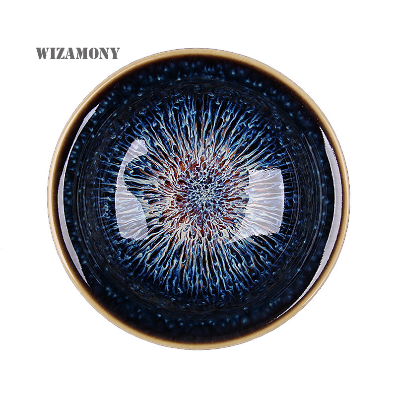 Heaven Eyes Glaze Porcelain Teacups 4