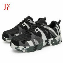 JF work boots safety shoes steel head casual breathable unisex size 39-46