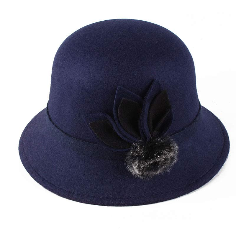 020c9ccd61a32 ... Bowler Hats Party Outfit Accessory Navy Blue Khaki. 6387440592 891300999