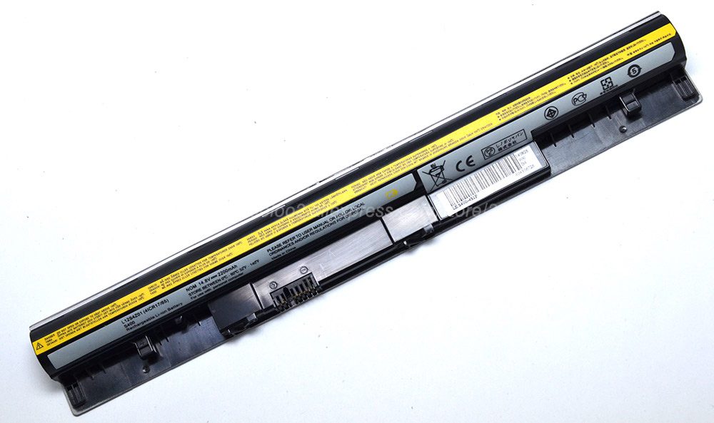 Golooloo 4 Cells  Black Battery For Lenovo IdeaPad S300 S310 S400 S400u S415 S405 S410 4ICR17/65 L12S4L01 L12S4Z01