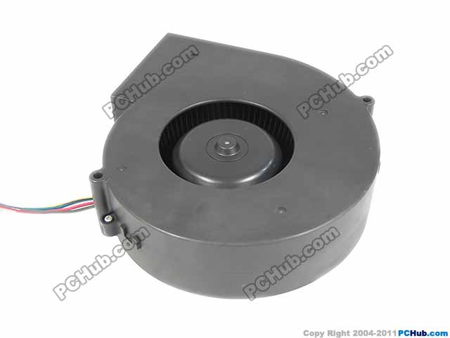 Emacro E1540H12B7ZP-40 Server Cooling Fan DC 12V1.60A 150x120x40mm 4-wire free shipping for avc baaa0705r5hpoff dc 5v 0 40a 4 wire 4 pin connector server cooling square fan