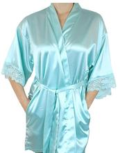 High Quality Real Silk Robe Nightwear Sleepwear