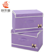 Underwear storage box finishing accomodate