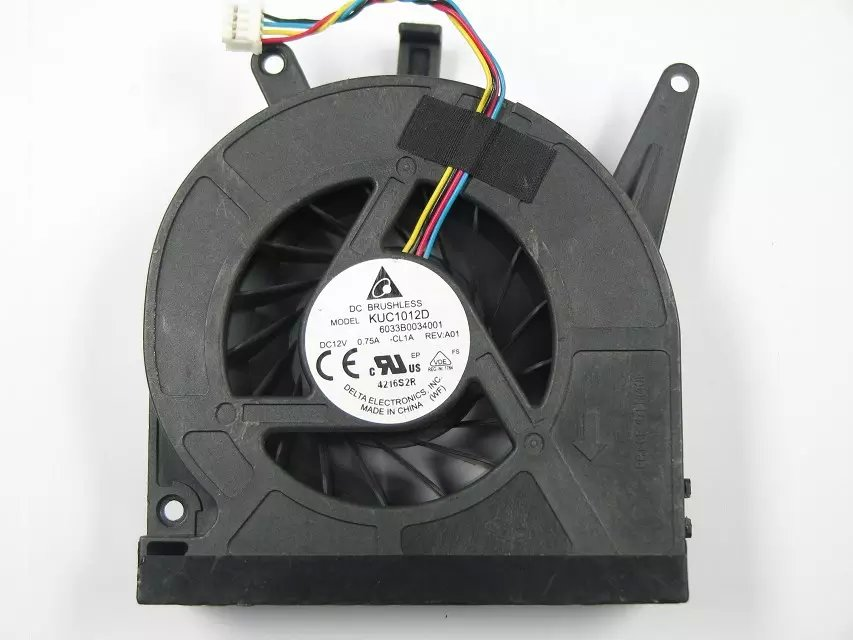 Free Shipping For DELTA KUC1012D, -CL1A DC 12V 0.75A 4-wire 4-Pin connector 50mm Server Baer Cooling fan delta 12038 12v cooling fan afb1212ehe afb1212he afb1212hhe afb1212le afb1212she afb1212vhe afb1212me