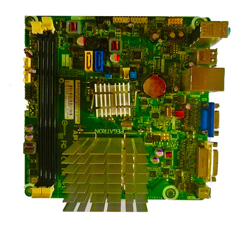 ФОТО High quality APXD1-DM Bluewood3 system Motherboard for Pegatron E450 mini-ITX 658566-001 100% tested perfect quality