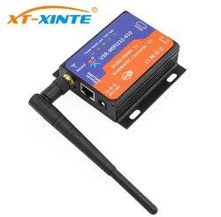 USR-WIFI232-610-V2 szeregowy konwerter WIFI RS232 serwer RS485 do 802.11 b/g/n bezprzewodowy moduł sieci Ethernet Wi-Fi z RJ45