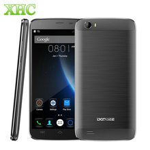 DOOGEE T6 Pro 32GB ROM LTE 4G Mobile Phone 6250mAh Android 6 0 Smartphone MT6753 Octa