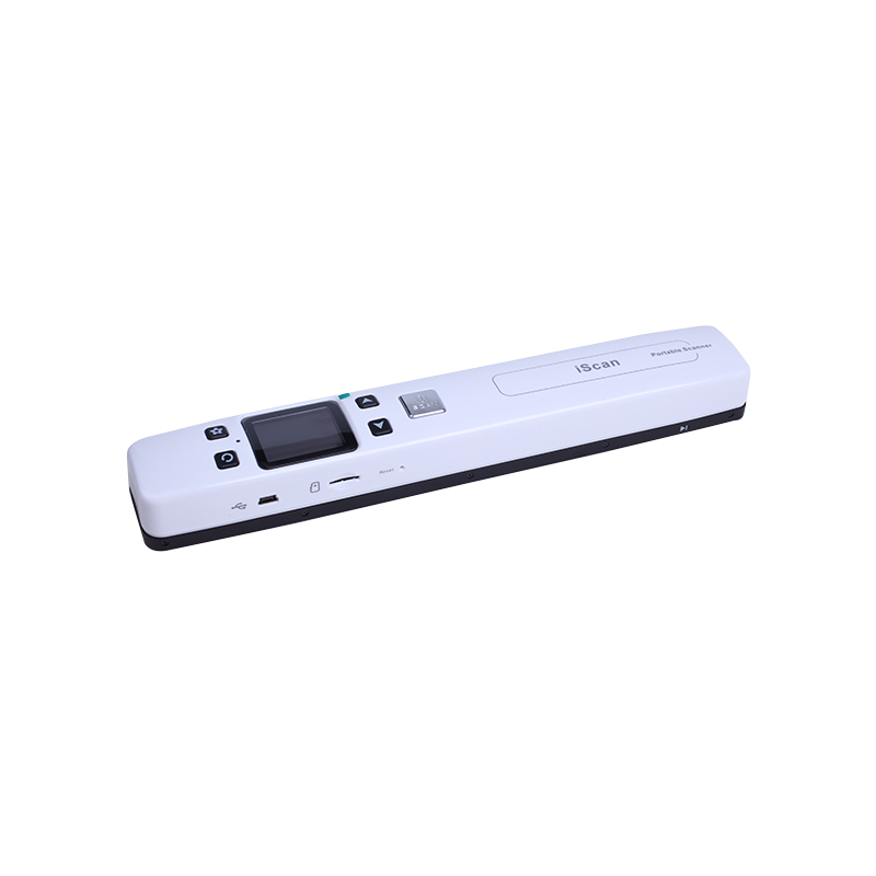 High Speed Portable Scanner A4 Size Document Scanner 1050dpi Jpgpdf Support 32g Tf Card Mini Scanner Pen With Pre View Picture