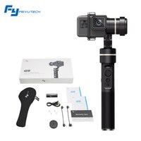 FeiyuTech Feiyu G5 всплеск водонепроницаемый 3 оси ручной действие Камера Gimbal для GoPro HERO 6 5 4 3 3 + Xiaomi yi 4 К SJ AEE