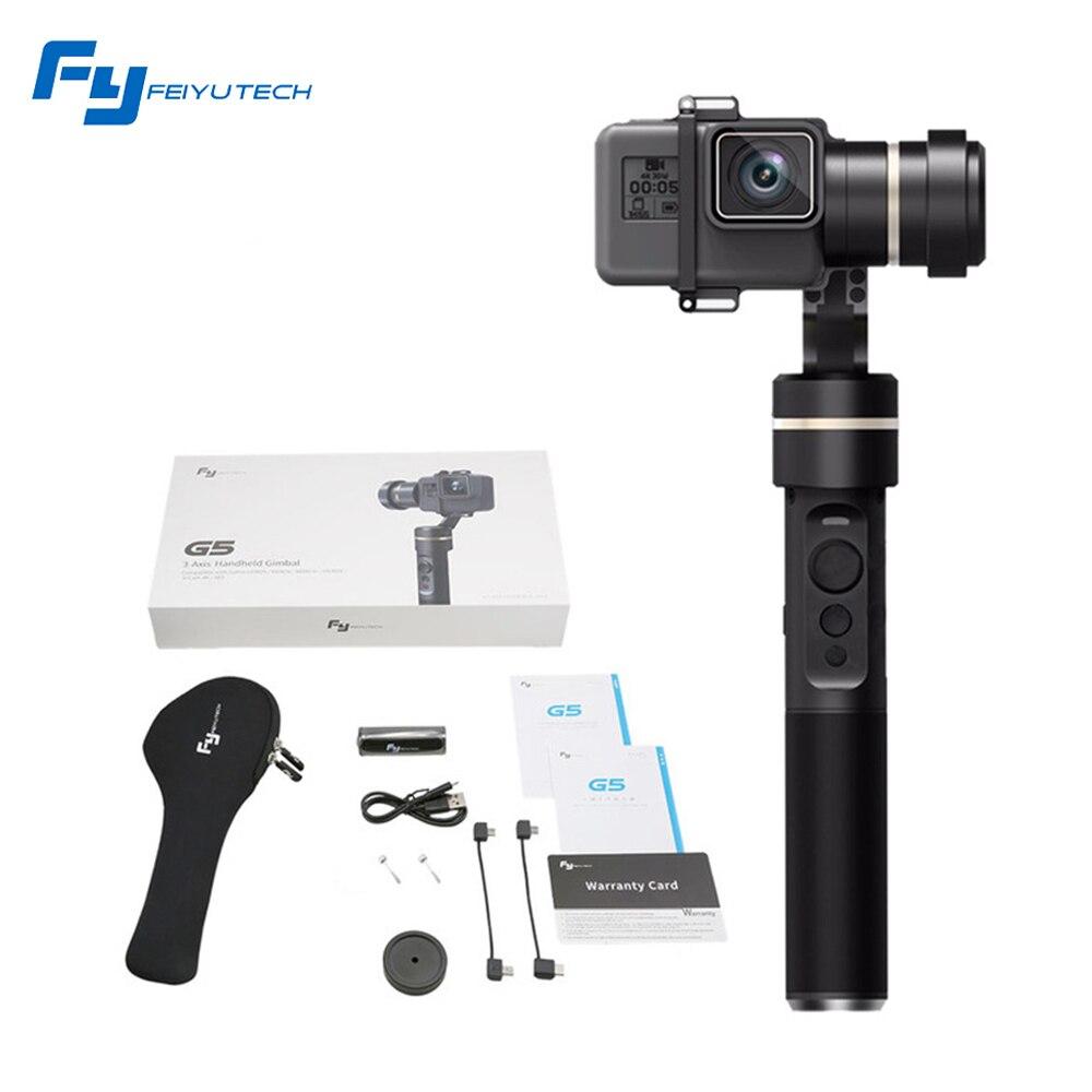 FeiyuTech Feiyu G5 Splash Preuve étanche 3-Axes De Poche caméra d'action Cardan Pour GoPro HERO 6 5 4 3 3 + Xiaomi yi 4 k SJ AEE