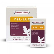 Versele-Laga Yel-lux(краситель желтый). Oropharma 200gr