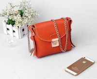 Hot Sale 2015 New Fashion Cute Girls Small Genuine Leather Bag Designer Chain Bag Mini Candy