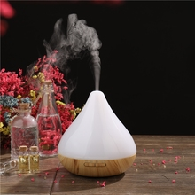 GX Diffuser Timer Electric Portable Air Humidifier LED Lamp Essential Oil Aroma Ultrasonic mist maker for Home Office