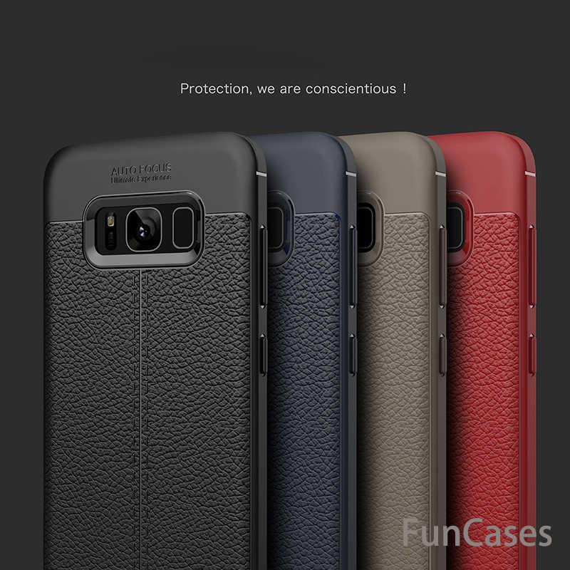Nowa luksusowa Ultra cienka, miękka skóra TPU etui na Samsunga Galaxy A3 A5 A7 2017 J2 J3 J5 J7 Pro 2017 prime S7 krawędzi S8 uwaga 8 przypadku