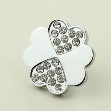 love heart drawer knob K9 crystal kitchen cabinet handle knob shiny silver dresser cupboard furniture chrome knobs pulls phoenix kitchen cabinet drawer knob furniture handel