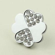 love heart drawer knob K9 crystal kitchen cabinet handle knob shiny silver dresser cupboard furniture chrome knobs pulls