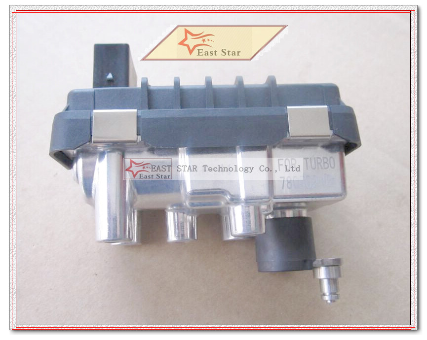 Electronic Turbo Stellmotor G-13 6NW009543 763797