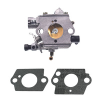 Carb Carburetor With Gaskets Fit STIHL 024 026 MS240 MS260 Gas Chainsaw