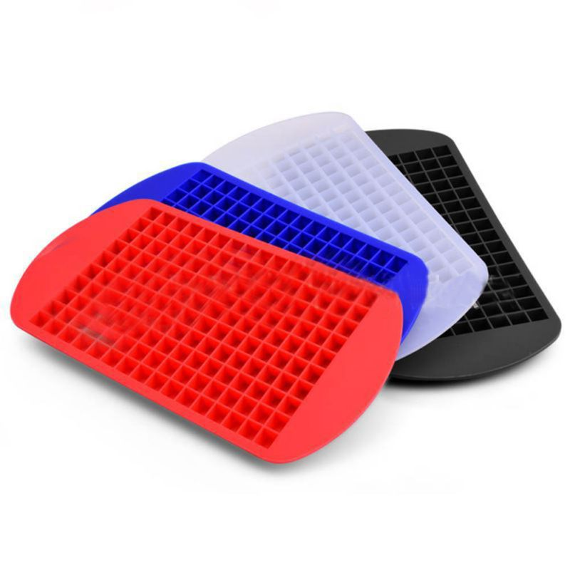 Form For Ice Cube Maker Ice Molds Tray Silicone Form Types Eco-friendly Cavity Small Cube image