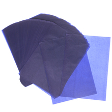 Office-Supplies Carbon-Paper Tracing Copy Blue A4 Painting-Accessories Legible School