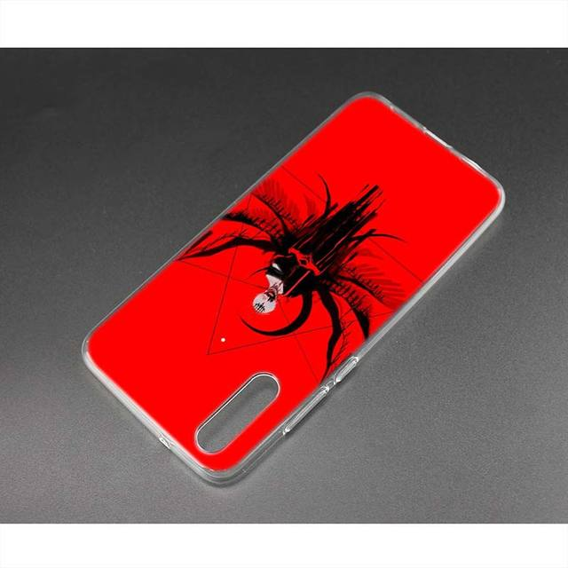 Tokyo Ghoul Clear Soft TPU Phone Cases for Huawei P20 Lite Honor 9 8 Lite 7X 6A 6X 6C Pro