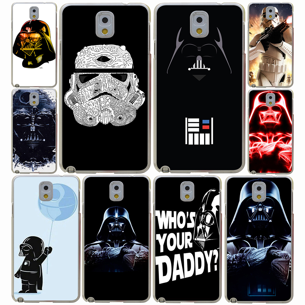 Darth Vader Star Wars Hard Case Cover for Samsung Galaxy A3 A5 A7 A8 J5 2015 2016 2017 J7 Note 5 4 3 Grand 2 J3 J5 Prime