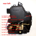 REAR LEFT SIDE OEM 3B4839015A DOOR LOCK ACTUATOR CENTRAL MECHANISM FOR SKODA OCTAVIA SEAT GOLF 4 IV MK4 PASSAT B5 LEON