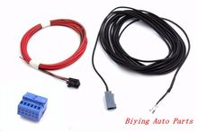 OEM Rear View Camera Reversing Cable Wire Harness For MIB Radio