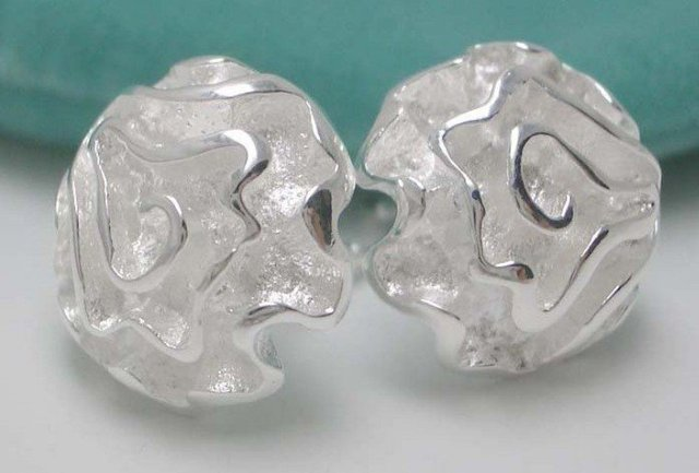 Hot~Promotions!Free shipping 925 sterling silver rose ring.fashion jewelry.silver ring.Only $2.89