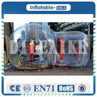 clear air dome camping tent,christmas outdoor lights inflatable tent bubble for camping or advertising