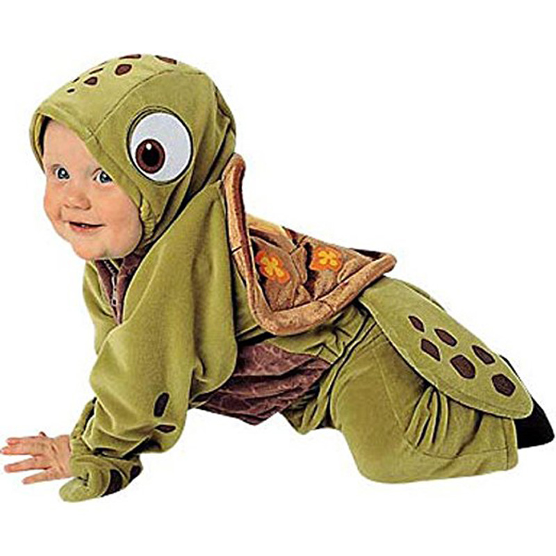Adoroble Baby and Toddler Squirt Halloween Costume Child Marine Animal Costumes Infant Ocean Fish Party Costume