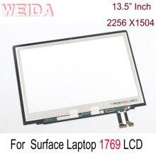 WEIDA ЖК-замена для ноутбука microsoft Surface 1769 ЖК-дисплей с сенсорным экраном в сборе 13,5 «поверхность 1769