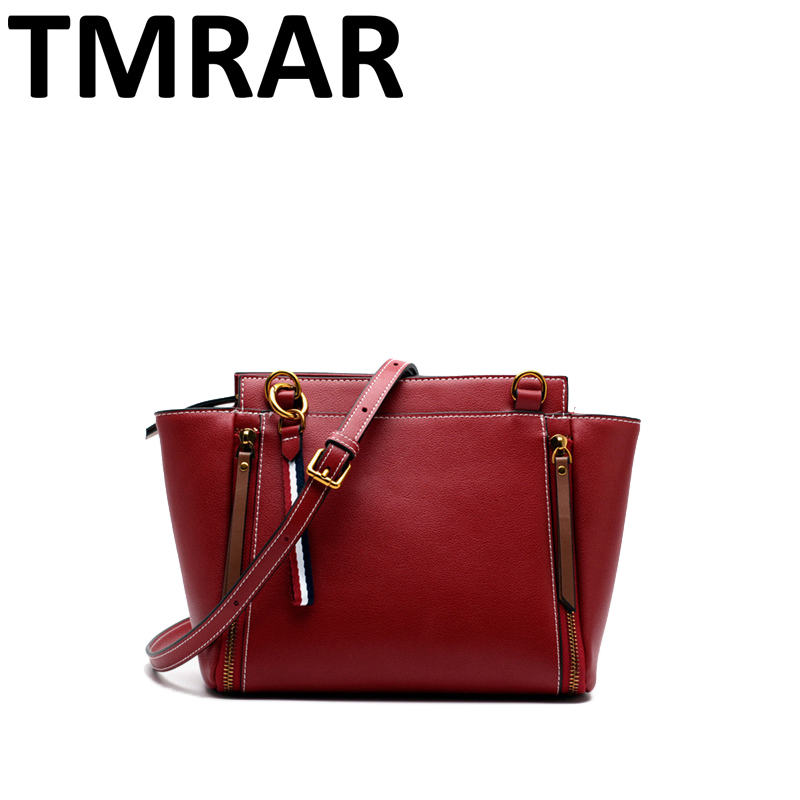 2018 New classic retro tote messenger bags with wings lady split leather handbags women fashion shoulder bags bolsas qn283 2017 new split leather hulmer big tote it handbags fashion lady seek shoulder bags three sizes new arrival hot need m2067